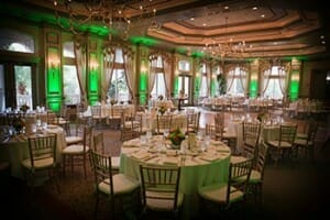 up lighting for weddings, events and parties