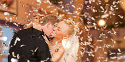 Confetti Launch wedding dj Harrisburg PA