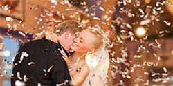 Confetti Launch wedding dj Harrisburg PA