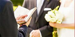 wedding dj Harrisburg PA Ceremony Officiant