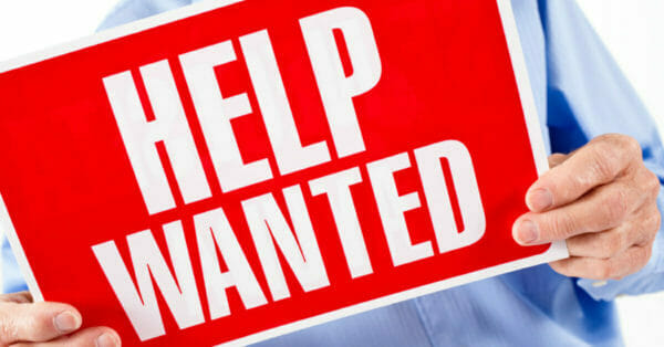Help Wanted! Disc Jockey (Mobile Entertainer)