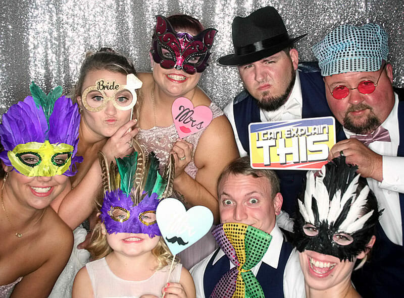 Photo Booth Fun Hagerstown MD, Frederick MD and Chambersburg PA